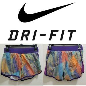 NIKE DRI-FIT- Girl's Active Shorts